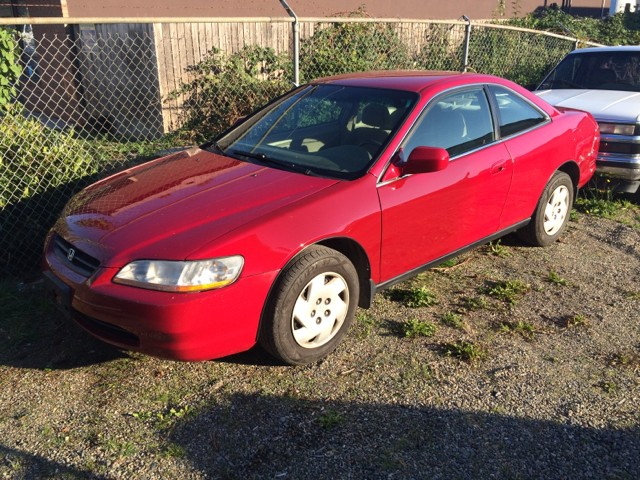 Honda Accord Coupe 2000 Cars For Sale