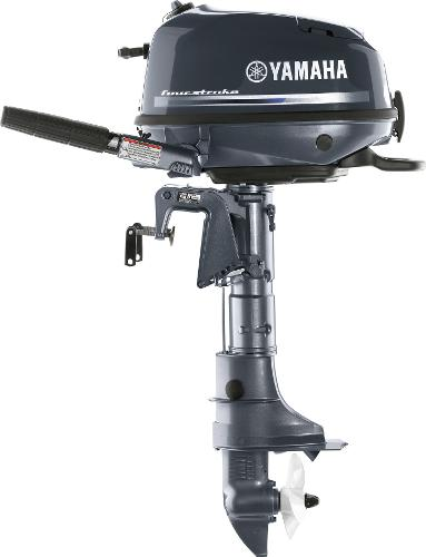 2015 Yamaha Outboards F4SMHA Engine and Engine Accessories