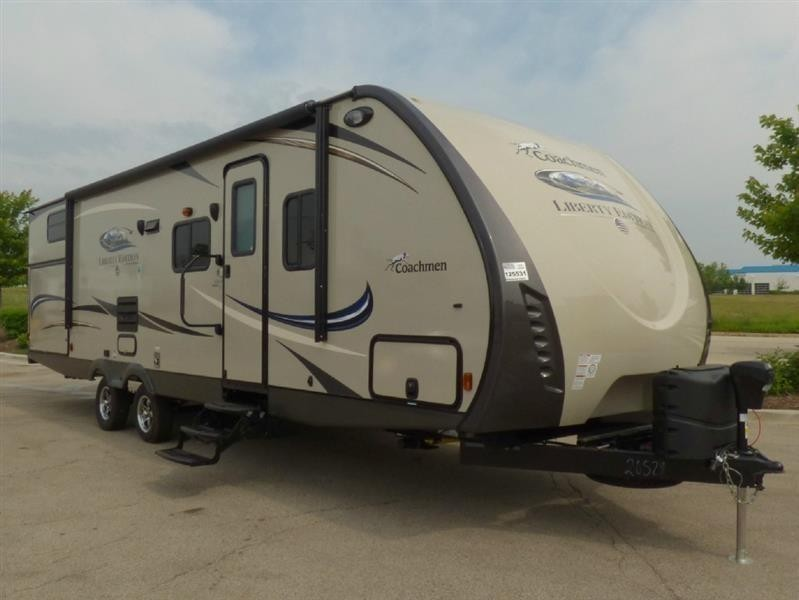 2016 Coachmen Freedom Express 192RBS