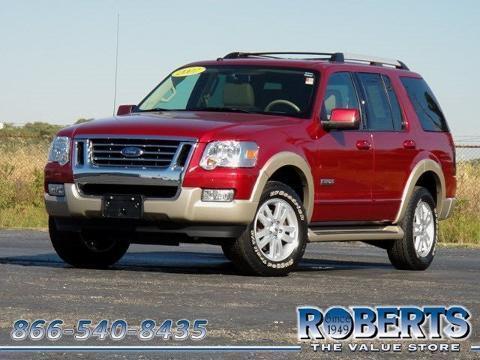 2007 FORD EXPLORER 4 DOOR SUV