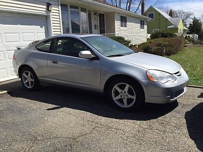 Acura : RSX Base 2003 acura rsx 60 k miles complete car for parts only no title auto
