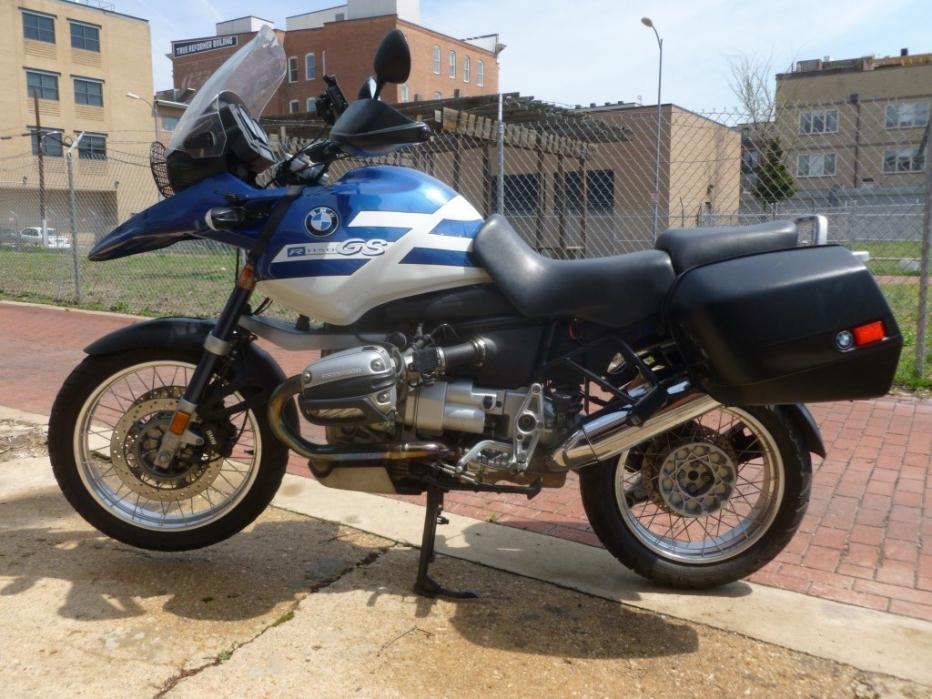 2003 BMW R 1150