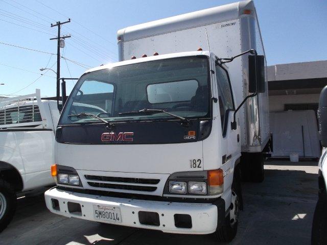 2007 Gmc W 3500
