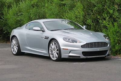 Aston Martin : DBS Base Coupe 2-Door Automatic 6-Speed V12 5.9L 2009 aston martin dbs base automatic 6 speed rwd v 12 5.9 l gasoline