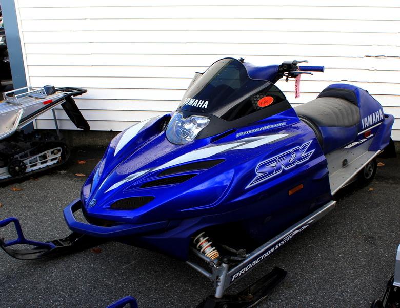Yamaha srx 700 motorcycles for sale for Yamaha 700 motorcycle