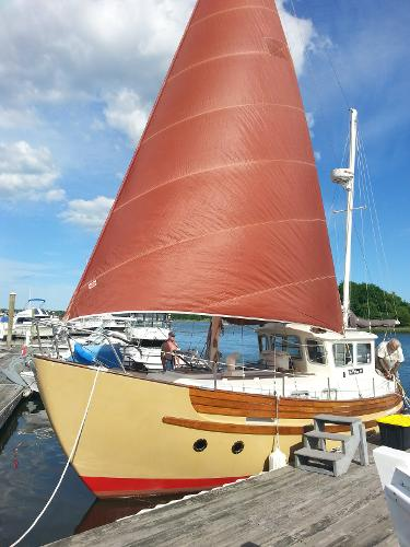 Fisher Pilothouse Ketch Boats for sale