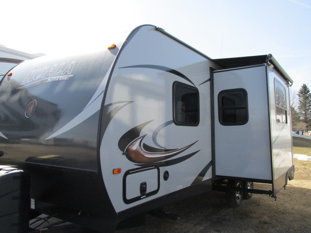 2016 Skyline Nomad Bandit Edition 316SB