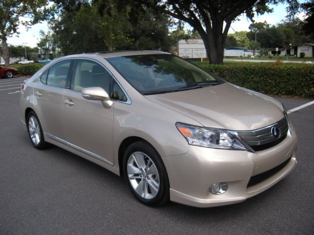 Lexus : HS PREMIUM LEATHER NAV BACK UP CAMERA HEATED SEATS SUNROOF 1 OWNER AND CLEAN CAR FAX