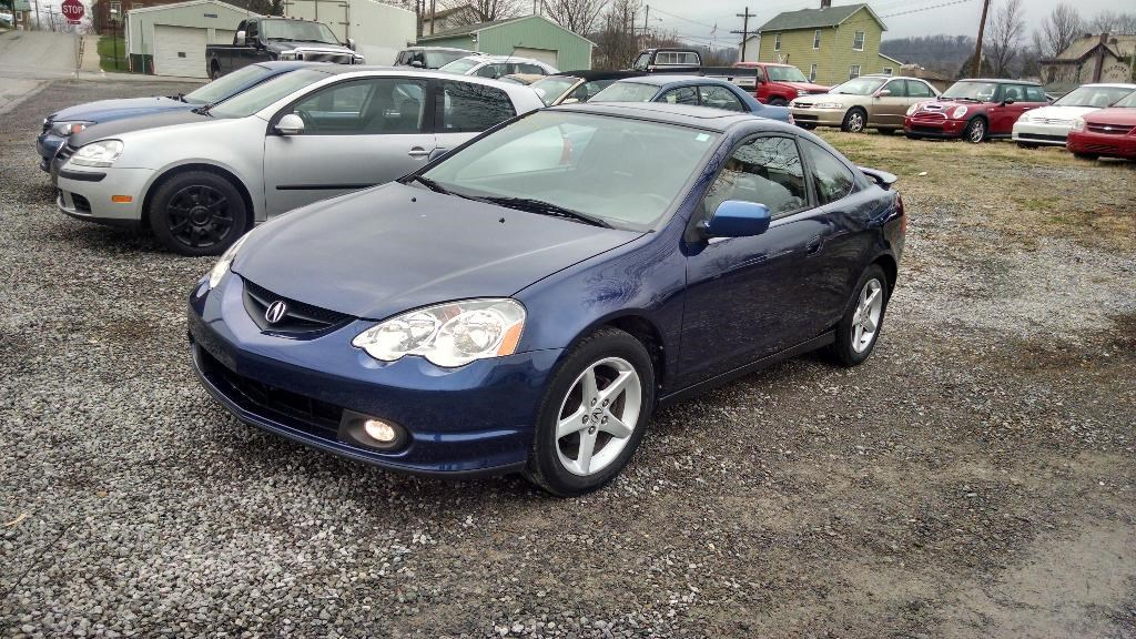 2004  Acura  Acura RSX only 74k