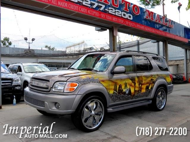 2001 Toyota Sequoia 4dr Limited 4WD (SE)