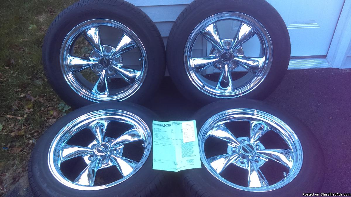 mustang wheels,