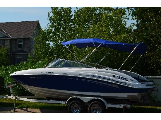 Winterizing yamaha jet boat boats for sale for Yamaha sx210 boat cover