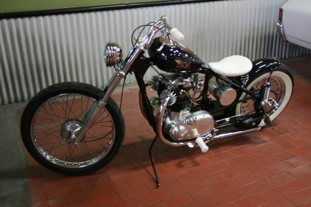 1952 BSA A10