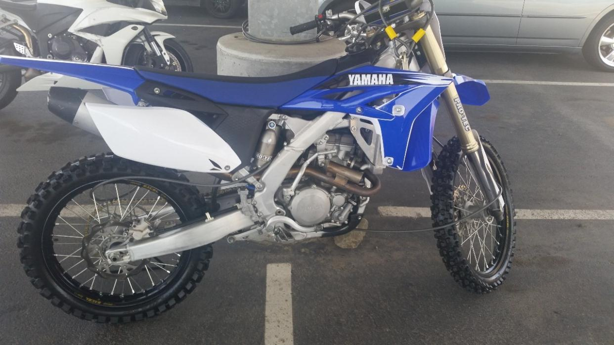 2012 yamaha yz 250f motorcycles for sale for Yamaha yz250fx for sale