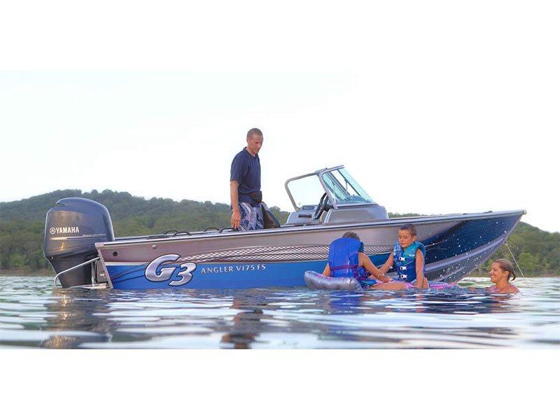 2015 G3 BOATS Angler V175 FS