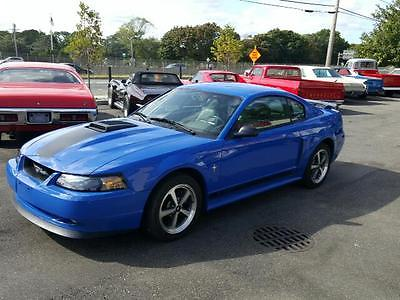 Ford : Mustang Mach I Coupe 2-Door 2003 ford mustang mach i coupe 2 door 4.6 l