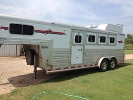 2007 Platinum Coach -4 Horse Slant-6ft dressing room-GREAT CONDITION!