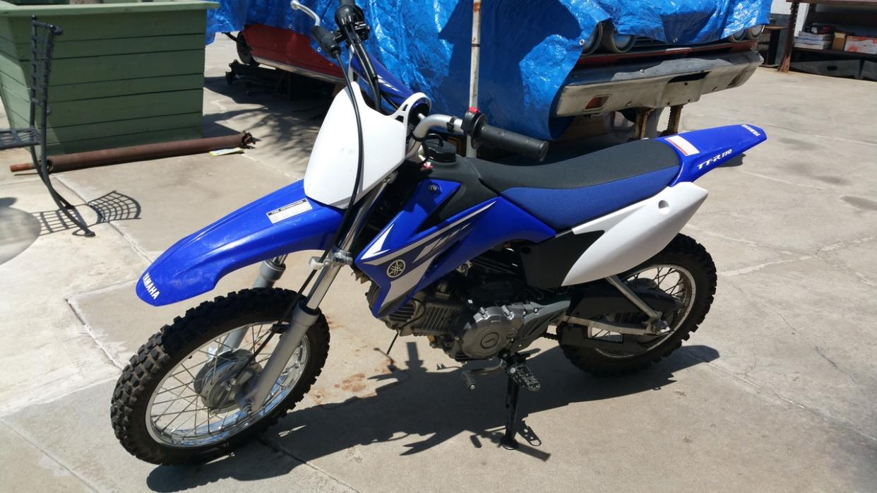 Yamaha tt r110e motorcycles for sale in lomita california for Yamaha yz250fx for sale