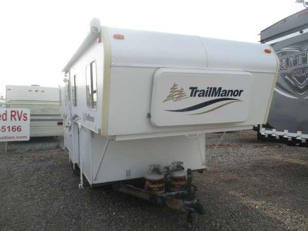 2004 Trailmanor TrailManor 2619