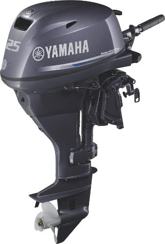 2013 YAMAHA F25LEHB Engine and Engine Accessories