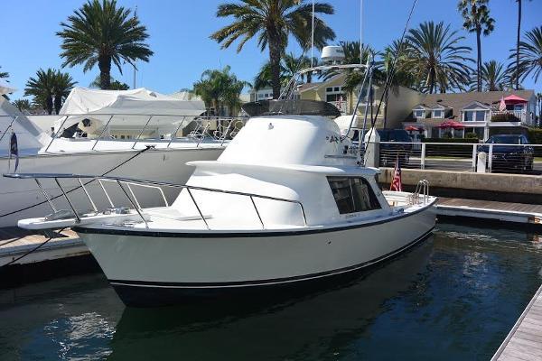 Bertram Sportfisher Boats For Sale In California