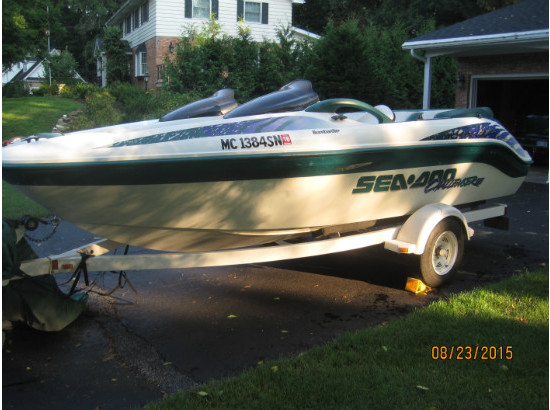 Sea Doo Challenger 1800 1997 Boats for sale