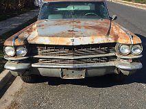 Cadillac : DeVille Base Hardtop 2-Door 1964 cadillac deville coupe