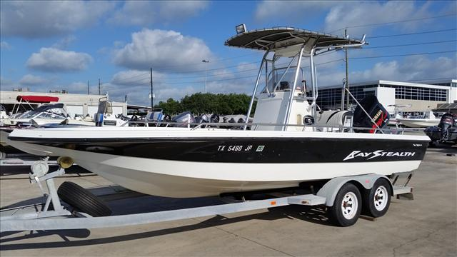 2001 Bay Stealth Center Console 2230