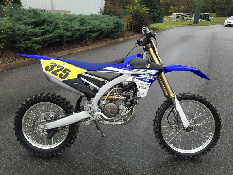 Yamaha yz250fx motorcycles for sale in tennessee for Yamaha yz250fx for sale