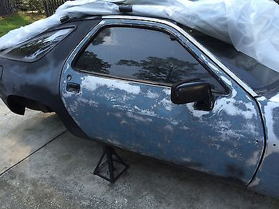 Porsche : 928 1982 porsche 928 ls 2 corvette conversion