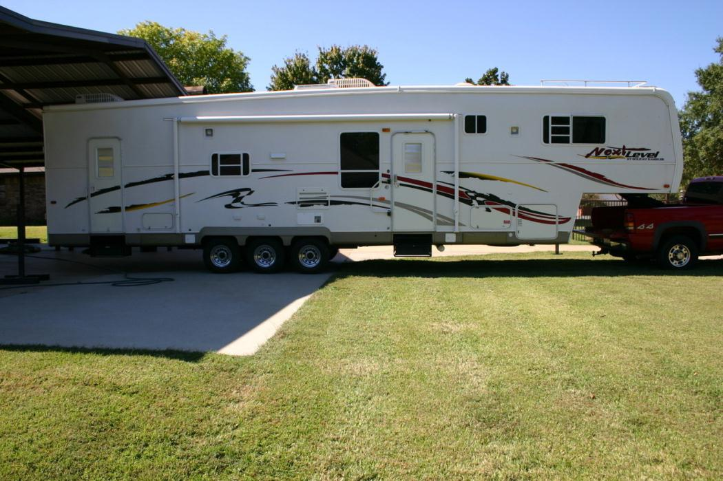 Holiday rambler next level rvs for sale in texarkana texas for Holiday rambler motor homes