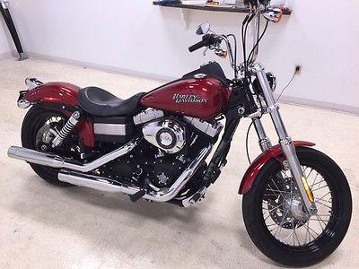 Custom Built Motorcycles : Bobber 2012 harley davidson dyna streetbob