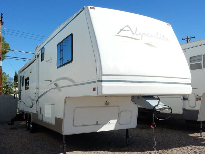Alpenlite Alpenlite 32rl Augusta Rvs For Sale