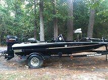 1996 Cajun Bass Boat $1000