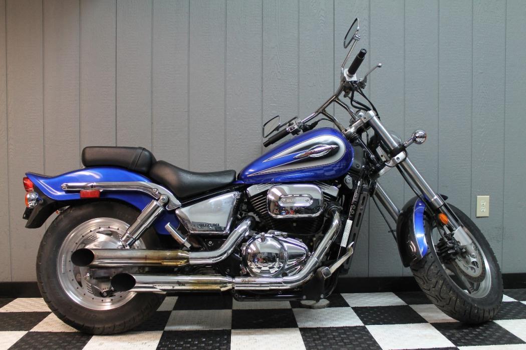 2000 suzuki vz800 marauder motorcycles for sale. Black Bedroom Furniture Sets. Home Design Ideas
