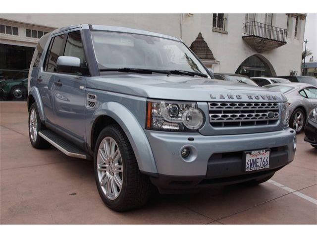 Land Rover : LR4