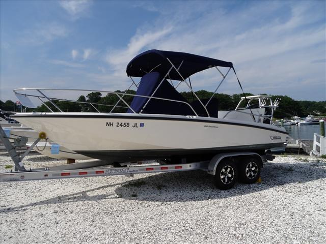 2013 Boston Whaler 200 Dauntless