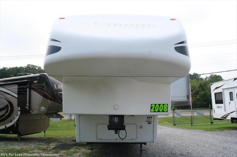 2008 Glendale Rv Titanium 36E41KB