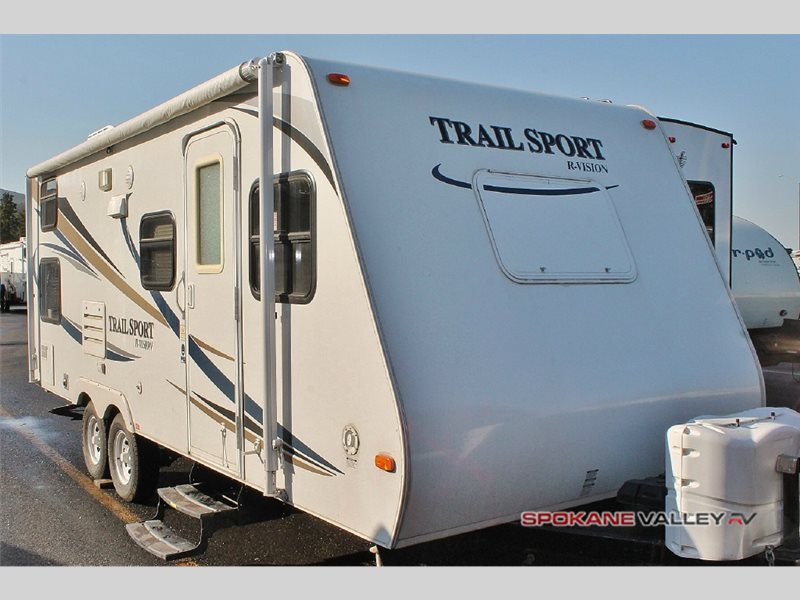 2014 R-Vision Trail-Lite Sport 29KBS