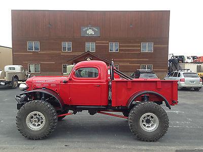 Dodge : Power Wagon 1950 dodge power wagon