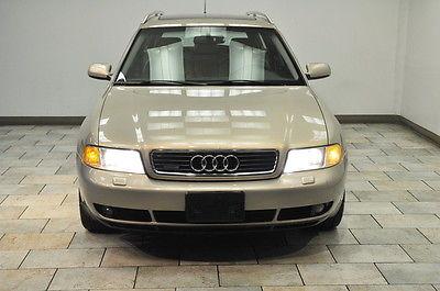 Audi : A4 AVANT AWD WAGON 2001 audi avant awd wagon