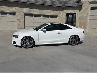 Audi : Other Loaded 2014 audi rs 5 coupe bang olufsen navigation titanium package sport exhaust