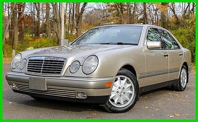 Mercedes-Benz : E-Class E300D 1996 mercedes e 300 d diesel super low 59 k mi serviced carfax rare