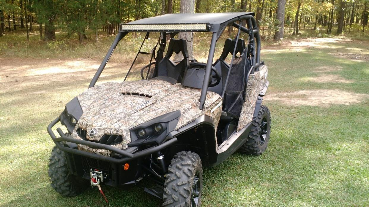 2015 Can-Am DS 450® X® mx