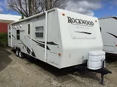 2008 Rockwood 2701SS Ultra