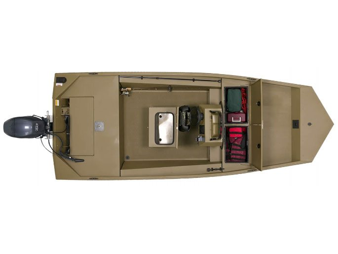 2015 G3 BOATS Jet Tunnel 1656 CCJ