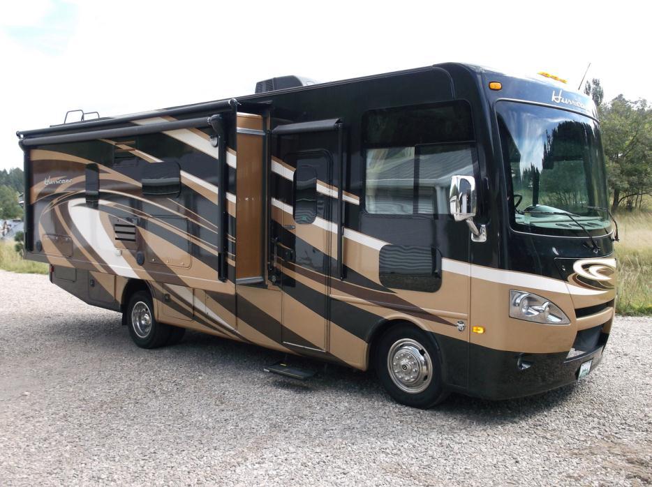 Thor motor hurricane 30f rvs for sale for Thor motor coach hurricane