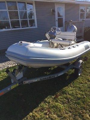 Novurania 11' Inflatable boat