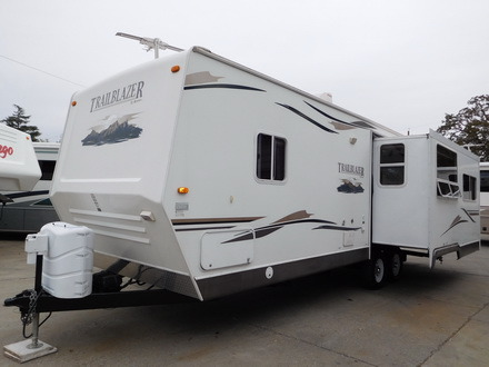 2008 Komfort TRAILBLAZER 276