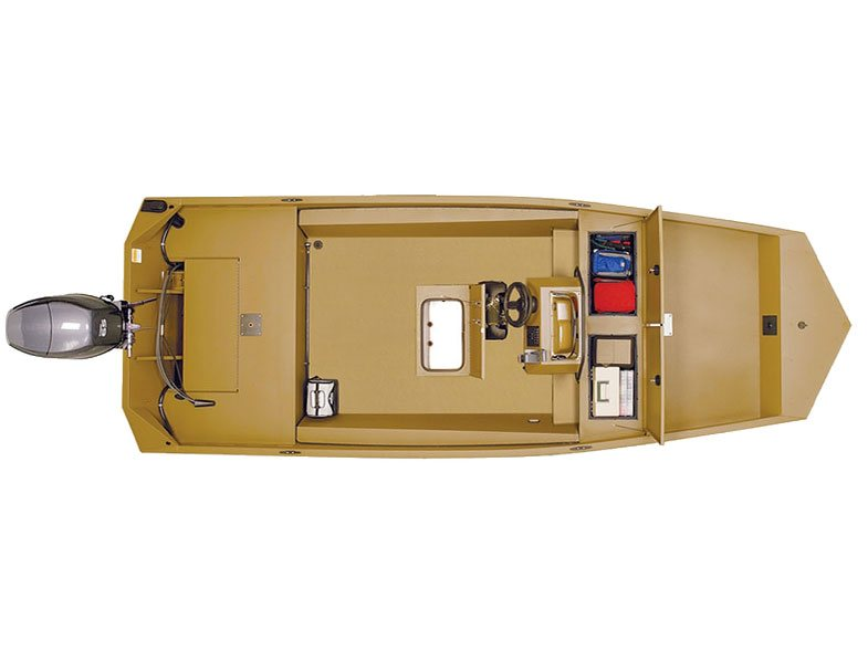 2015 G3 BOATS Jet Tunnel 1860 CCJ